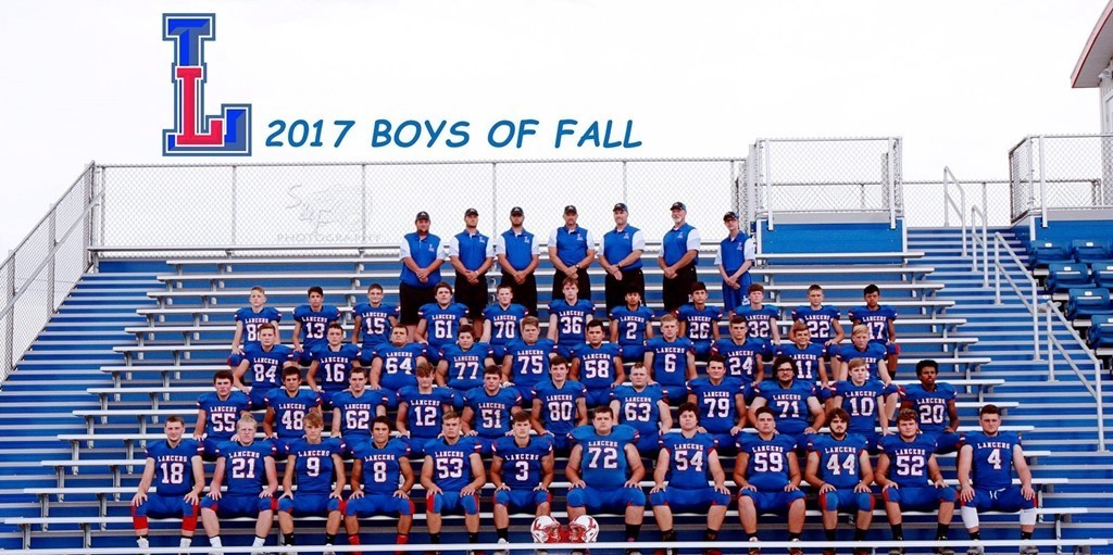 LHS Football (Image courtesy of S&F Photography)