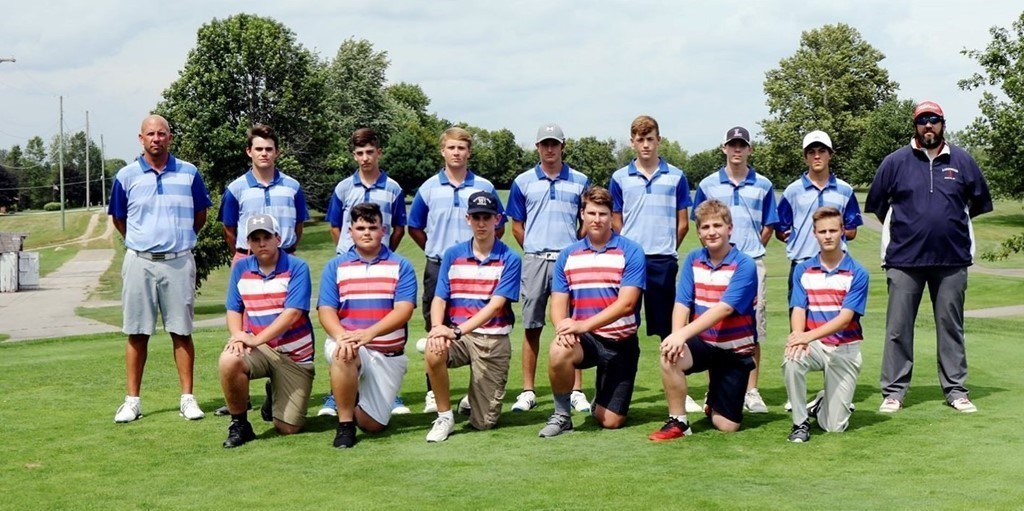 LHS Boy's Golf (Image courtesy of S&F Photography)