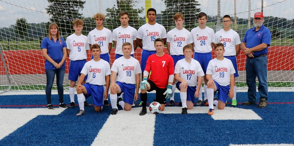 Picture of boys soccer team