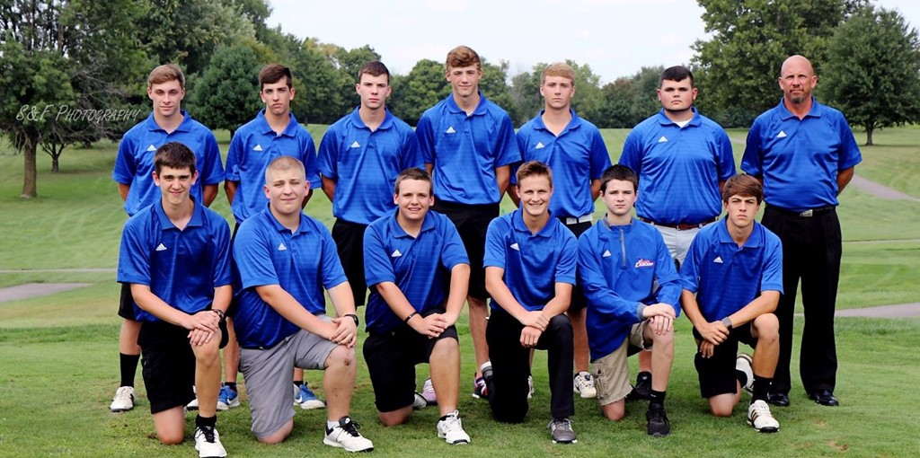 LHS Boys Golf Team