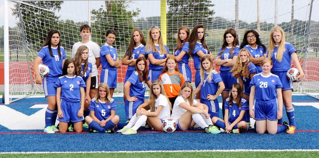 LHS Girls Soccer Team