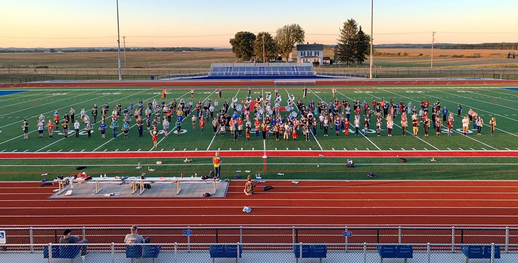 LHS and LMS band
