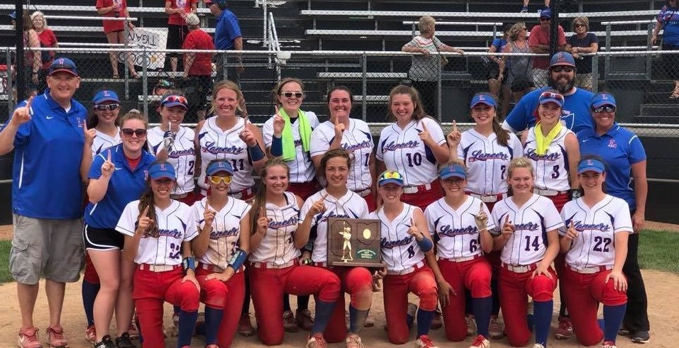 LHS softball team headed to state