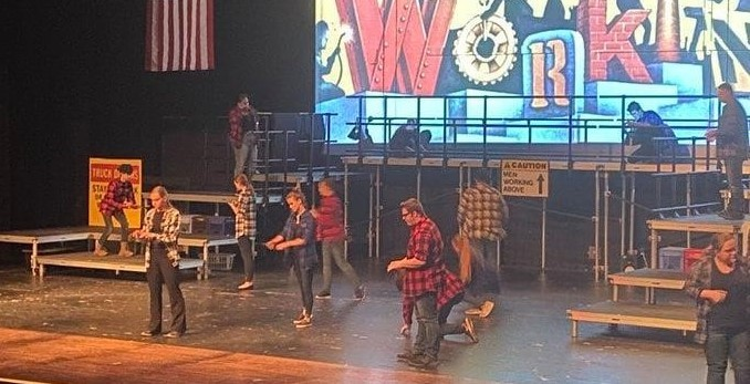 """Drama club performs in spring musical """"Working"""""""