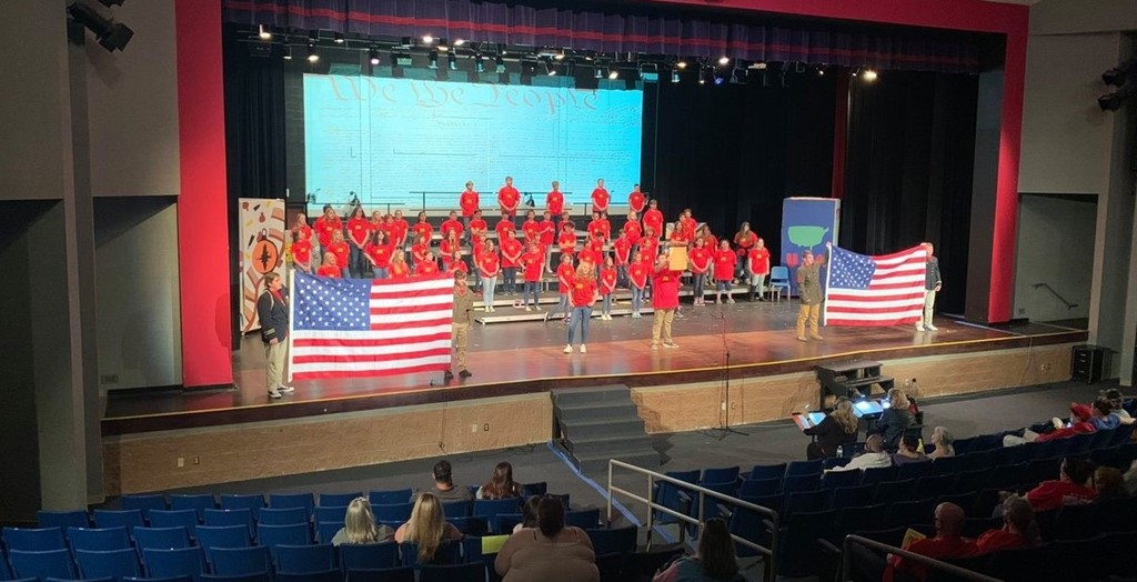 LMS students perform in School House Rock, Jr.